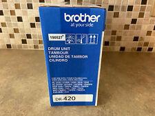 GENUINE BROTHER DR-420 DRUM UNIT TONER 12000 PAGES *FREE SHIP* / URU2-5