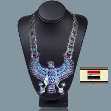 Collar de joyería con gemas naturales lapislázuli