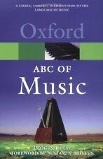 An ABC of Music (Oxford Paperback Reference),Imogen Holst, Benjamin Britten