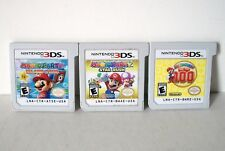 Mario Party 3DS Games Top 100 Star Rush Island Tour Nintendo Collection Lot Kids