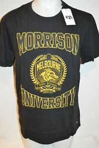 ELEVEN PARIS Man's MORRISON UNIVERSITY  T-Shirt NEW  Size X-Large  Retail $72