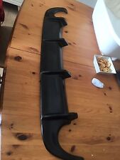 ford focus st mk2 pre facelift rear diffuser 05-08 never used new item