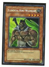 3 x YU-GI-OH ELEMENTAL HERO WILDHEART (GSE-EN001) SECRET RARE HOLO **UNPLAYED**