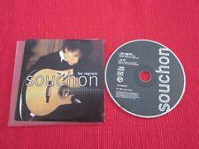 CD SINGLE ALAIN SOUCHON LES REGRETS LE FIL 1993