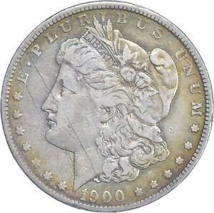 Early - 1900-O Morgan Silver Dollar - 90% US Coin *120