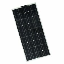 SOLAR PANEL 100w 200W 300W 400W FLEXIBLE MONO HIGH CELL POWER PORTABLE