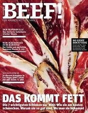 BEEF! - Für Männer mit Geschmack. Ausgabe 1/2013 (2013, Taschenbuch)