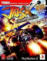 Jak X: Combat Racing [with DVD] [Prima Official Game Guide] [ Hodgson, David ] U
