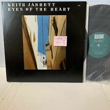 Keith Jarret Eyes Of The Heart- ECM T 1150 VG++/VG+ Post Bop Jazz Record