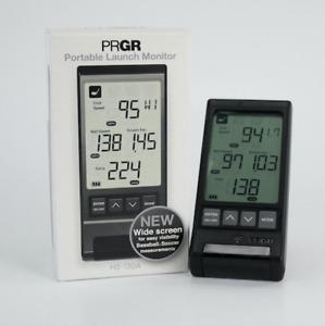 PRGR Golf Launch Monitor/ Speed Radar - Authorised PRGR Dealer - NEW 2021 Model