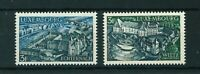 Luxembourg 1969 Tourism full set of stamps. MNH. Sg 844-845