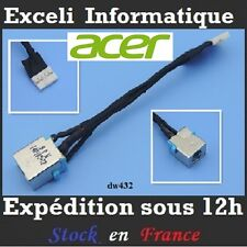Acer aspire 4741, 4741g 90 w jack dc power socket conector hilo cable Arnés