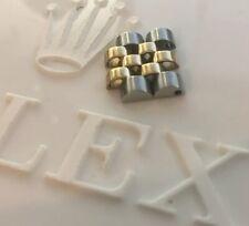 ROLEX JUBILEE DOPPEL GLIED Stahl 750 Gold 18K Datejust GMT Link 15,5 mm Link