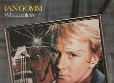 IAN GOMM - What A Blow VINYL (British Import; Albion Records; 1980) NM