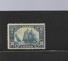 pk29782:Stamps-Canada #158 Bluenose 50 cent Issue-Mint Never Hinged