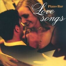 Piano Bar Love Songs - CD
