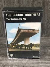 More details for the doobie brothers - the captain and me - cassette tape album