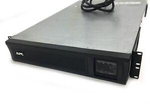 APC Smart-UPS SMT2200RMUS 2200VA 2U Rackmount UPS w/ Rails - No Battery