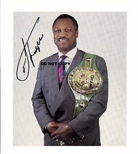 JOE FRAZIER 8X10 AUTHENTIC IN PERSON SIGNED AUTOGRAPH REPRINT PHOTO