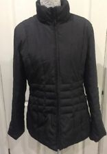 Classic Neckline Patternless Down Coats & Jackets for Women