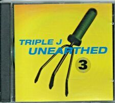 """TRIPLE J """"UNEARTHED 3"""" 1997 OZ COMPILATION CD ALBUM LIKE NEW"""