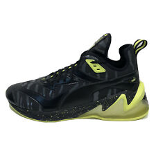 Puma LQDCell Origin  Speckled Black Glows In The Dark Shoes Mens Sz 13 (Z158)