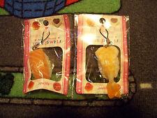Sushi - GSM / key hanger / mobiel / sleutel hanger SET - NEW