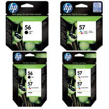 ORIGINAL HP 56 57 TINTE PATRONEN DESKJET450CI 5150 5550 5600 5650 5652 5850 9650