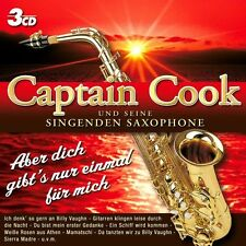 """CAPTAIN COOK """"ABER DICH GIBTS NUR EINMAL..."""" 3 CD BOX"""