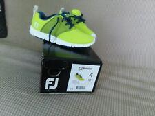 Footjoy Junior golf shoes Size 4 Junior Brand New