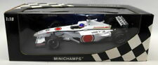 Minichamps 1/18 Scale 180 010079 BAR Honda Showcar 2001 J. Villeneuve F1 Car