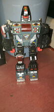 1985 Tonka Gobots Power Warrior Grungy Robot 100% Complete