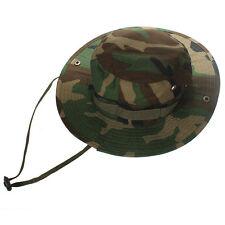 Chambergo gorro para airsoft militar paintball caza color woodland