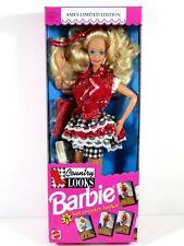 * Nib Barbie Doll 1992 Country Looks 5854