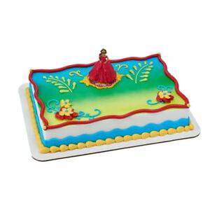 NEW DecoPac Elena of Avalor Crow Princess Cake Topper Birthday Decoration 8830