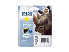 ORIGINALE Epson t1004 YELLOW Stylus sx600fw b40w bx600fw