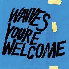 WAVVES-YOU'RE WELCOME-JAPAN CD BONUS TRACK