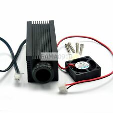 Laser Module Housing Heatsink for C-mount Diode LD with Glass Lens 33x80mm