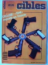 "CIBLES n°214 du 1/1988; Exclusif; ""star"" importé de France/ Arcs Golden Eagle"