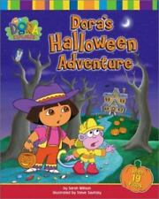 Dora's Halloween Adventure (Dora the Explorer) by Willson, Sarah