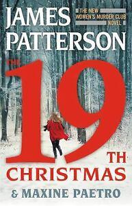 The 19th Christmas Women's Murder Club Hardcover