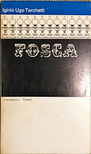 FOSCA - IGINIO UGO TARCHETTI - EINAUDI 1971