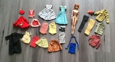 VINTAGE 1963 Redhead STRAIGHT LEG MIDGE Doll Barbie 1960's Clothes Skipper Ken