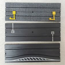 "Aurora Model Motoring Parts 9"" Cobblestone Squeeze & Lap Counter Straight Tracks"