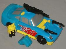 """G1 TRANSFORMER AUTOBOT NIGHTBEAT COMPLETE LOT # 6 CLEANED """"LOTS OF PICS"""" NICE"""