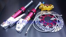 Front Fork Shocks+Caliper+Disc Brake ZUMA 125 BWS BWSR Cyguns-X 3TH 4TH YAMAHA