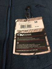 New Outdoor Research Soleil Fleece Ski Pullover Mens M Color Night
