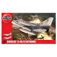 Airfix Douglas A-4B/Q Skyhawk Plane Model Kit - Scale 1:72 - A03029A