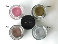 Avon MEGA METALS Cream Eyeshadow COPPER METALLIC New in Box! .14oz