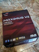 Asus Maximus hero VII + Intel I7 4790k+ 16gb DDR3 2400mhz